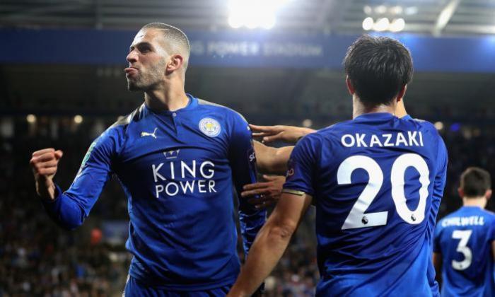 Forward: Islam Slimani (Leicester City)
