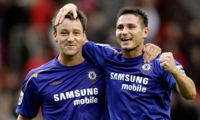 Image result for lampard terry