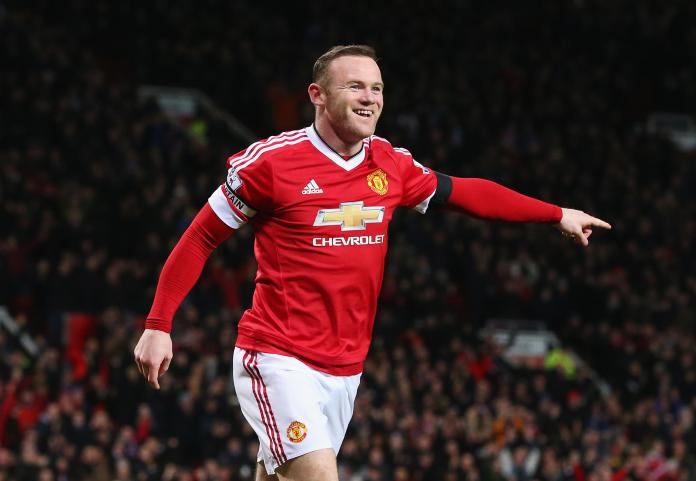Wayne Rooney has consolidated his place in the record books of Manchester United