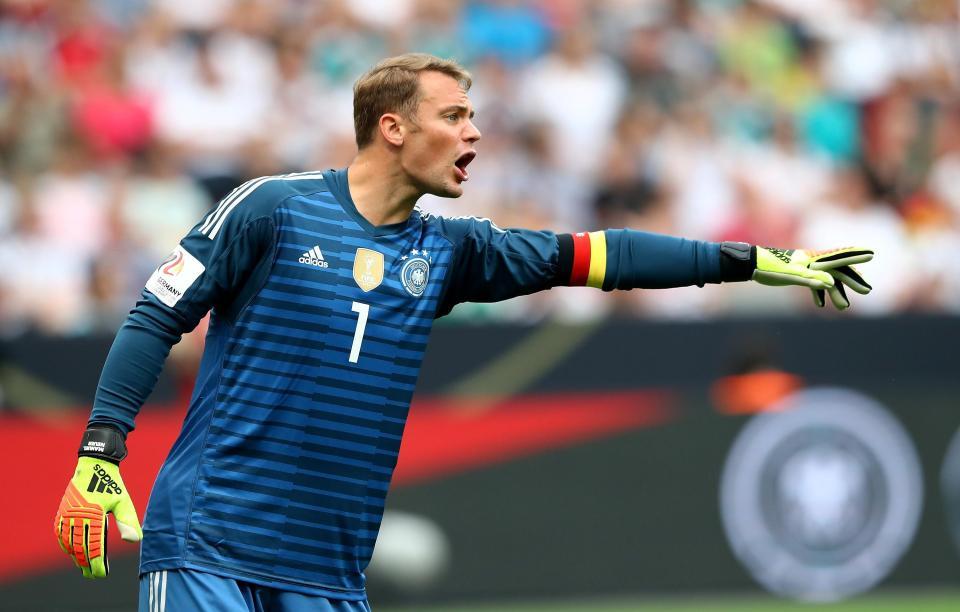 Michael Benson (Staff Writer) – Manuel Neuer  talkSPORT writers predict which goalkeeper will win the World Cup 2018 Golden Glove Glove 1