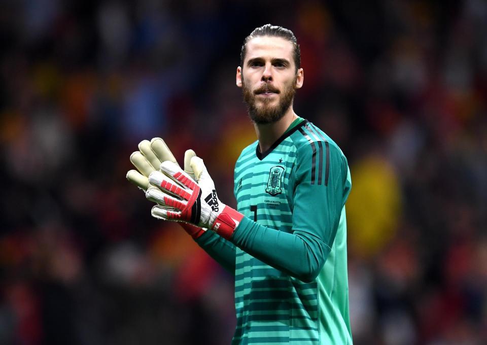 Jackson Cole (Staff Writer) – David De Gea  talkSPORT writers predict which goalkeeper will win the World Cup 2018 Golden Glove Glove 2
