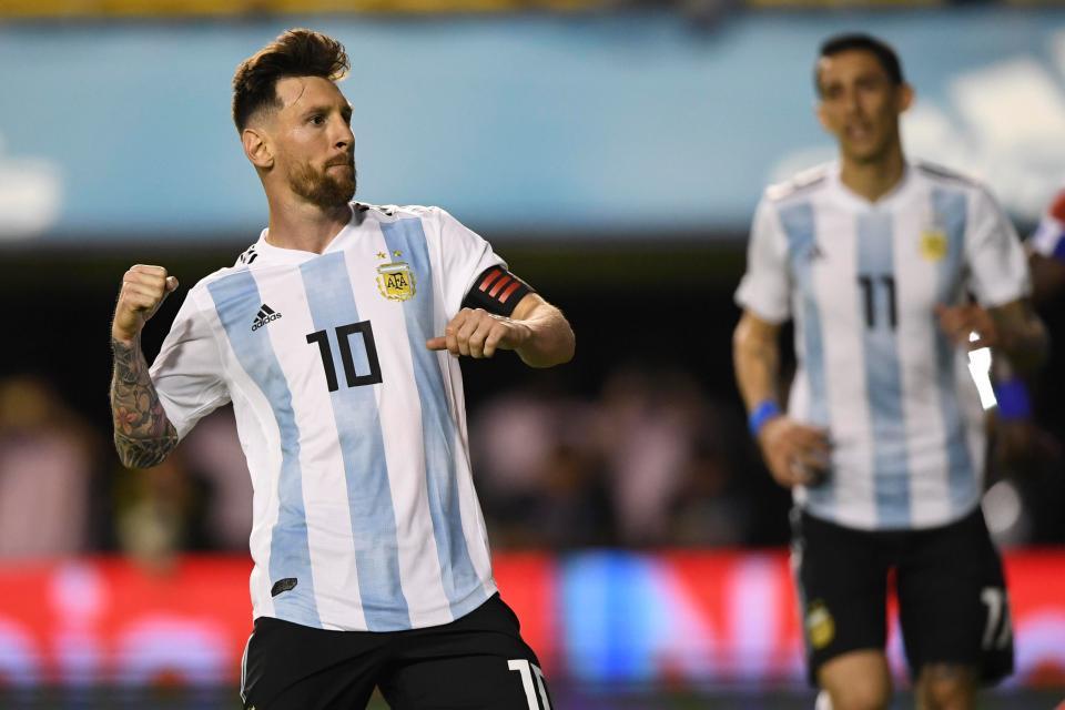 Billy Hawkins (Senior Writer) – Lionel Messi  talkSPORT writers predict which player will win the World Cup 2018 Golden Ball Golden 7
