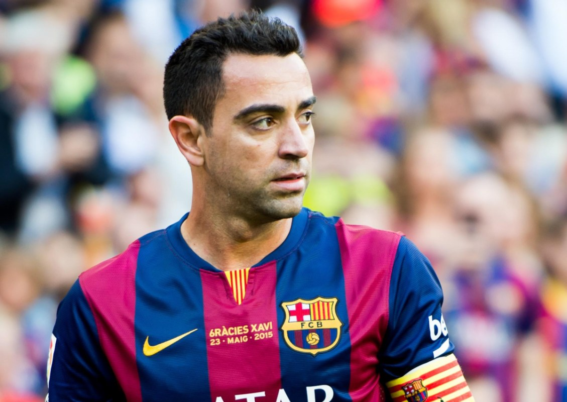 Barcelona legend Xavi hits out at Real Madrid and insists ...