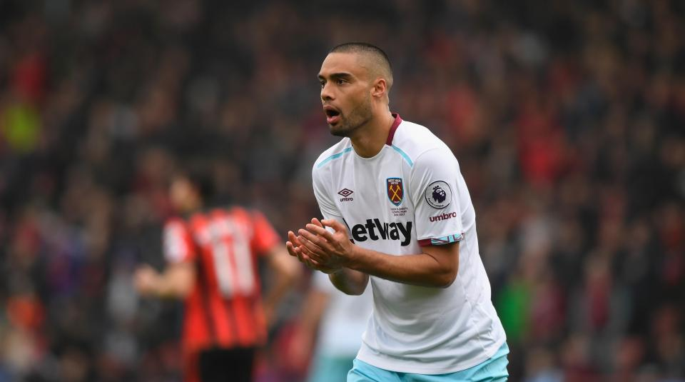Winston Reid will miss at least three months after surgery  Andy Carroll and Winston Reid both to have surgery and ruled out for three months GettyImages 652528444
