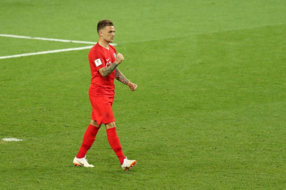 'I'm bursting with pride' – Fans will love what Kieran Trippier's dad had to say about the England star GettyImages 990964740