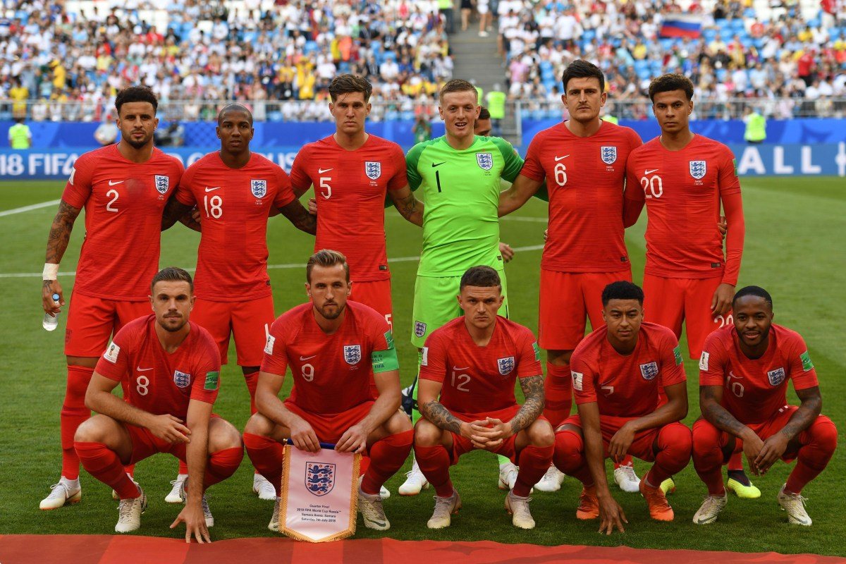 World Cup 2018: England name unchanged team for semi-final ...