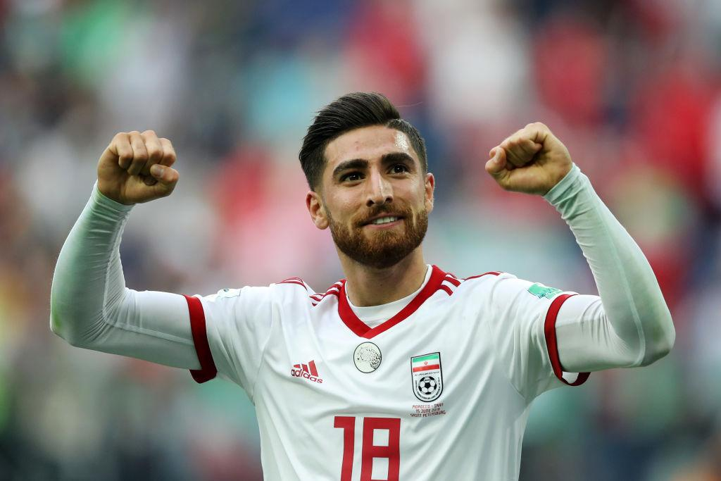 Alireza Jahanbakhsh became Brightons club-record signing last summer