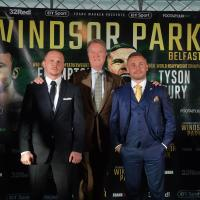 What time is Carl Frampton vs Luke Jackson? Fight date, undercard, TV channel and live stream info for Belfast bout