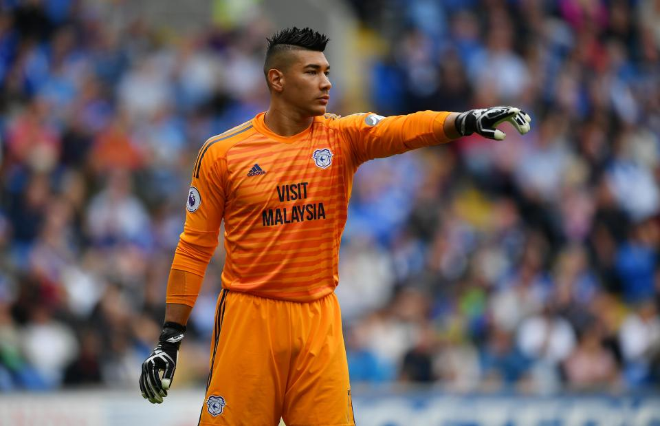 Neil Etheridge (Cardiff City) – 8.41/10  Man of the Match in every Premier League game this weekend, according to statistics MOTM 1