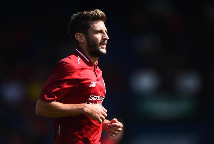 Image result for Lallana  Liverpool Manager Jurgen Klopp to spend on his Defence despite signing Van Dijk for a club record fee LALLANA