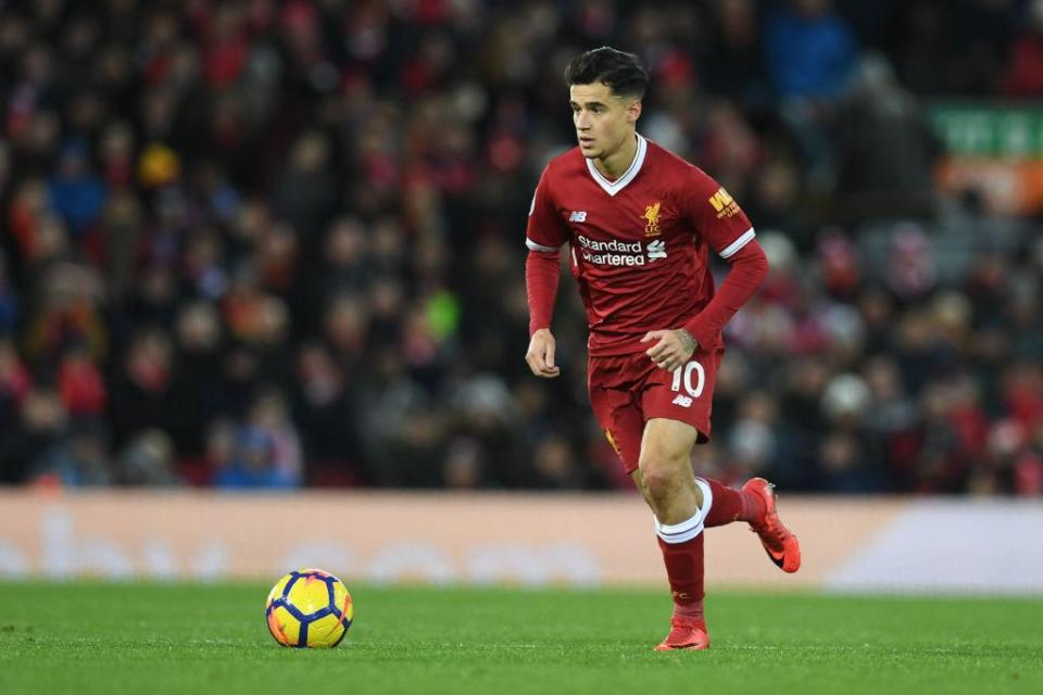 Coutinho was a fan favourite at Anfield  Xherdan Shaqiri's style is similar to Philippe Coutinho, claims ex-Liverpool man Neil Mellor GettyImages 899800092