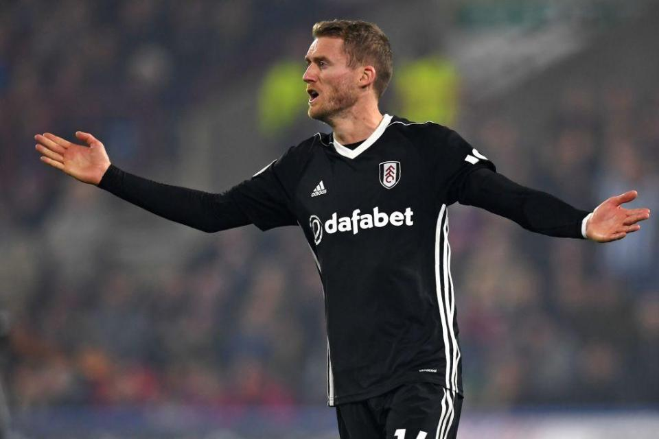 Andre Schurrle had a goal disallowed for offside in the second-half  Terriers earn first win and home goal of season to sink Cottagers to foot of Premier League GettyImages 1057756230