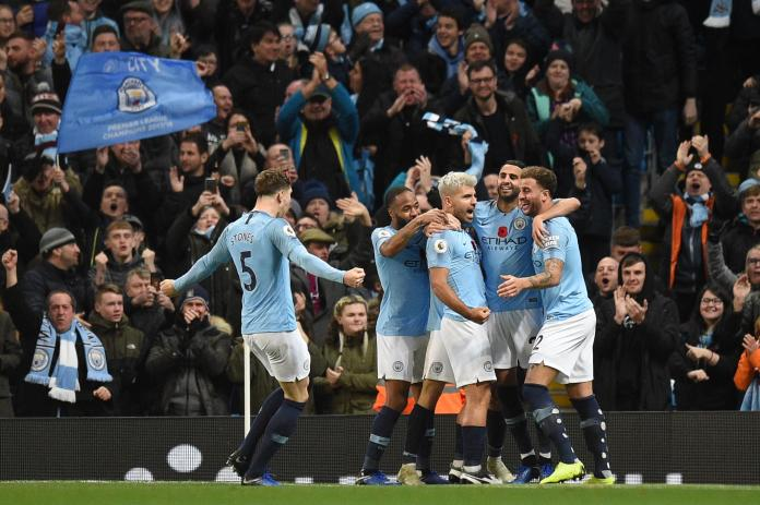Our computer has calculated that Manchester City will pick up 18 points from their seven fixtures over the Christmas period, against Bournemouth (h), Watford (a), Chelsea (a), Everton (h), Crystal Palace (h), Leicester (a) and Southampton (a). That will leave City on 53 points from 20 games.