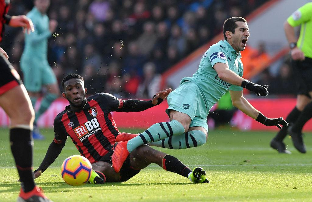 Jefferson Lerma is settling in well at Bournemouth