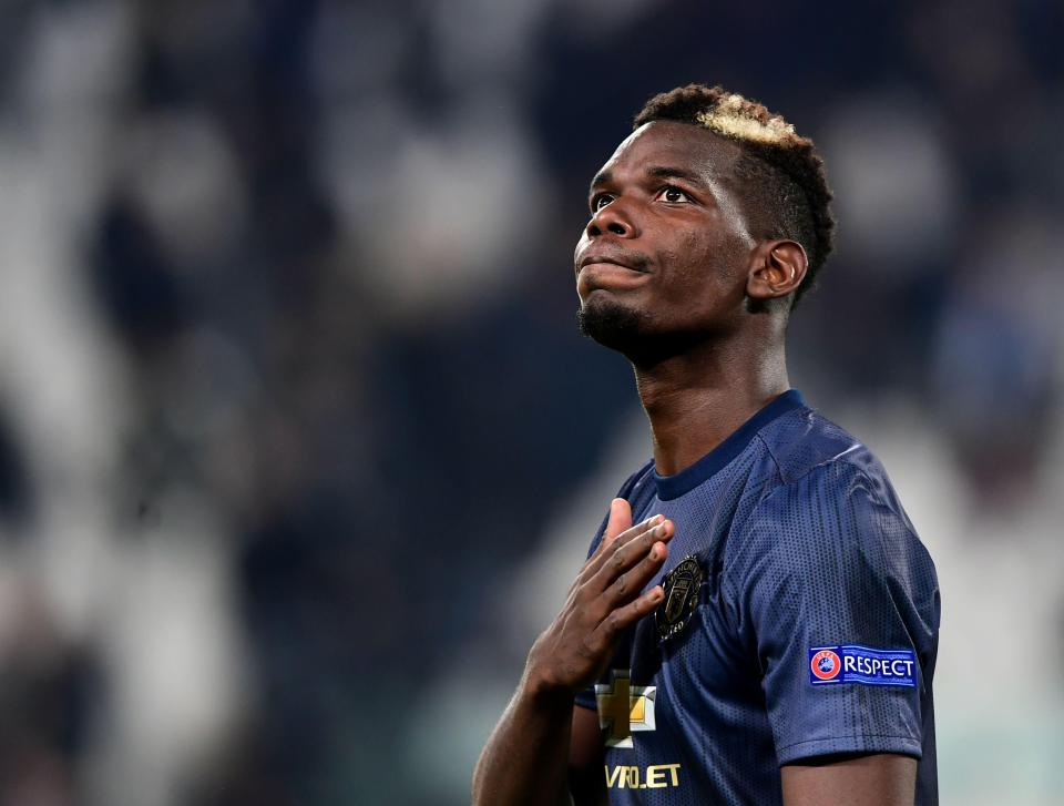 Paul Pogba could miss the Manchester derby  Premier League match preview, team news, pogba