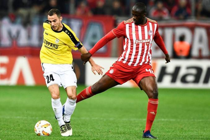 Toure's second spell at Olympiakos has been pretty low key