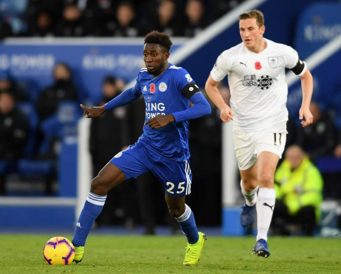 Wilfred Ndidi (Centre midfield)
