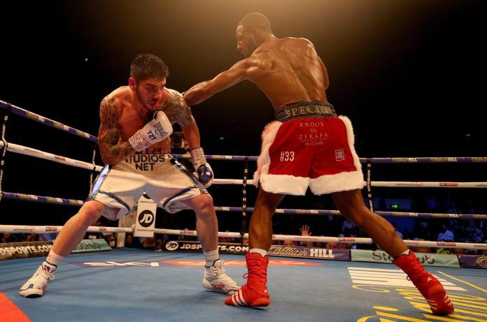Kell Brook failed to impress against Michael Zerafa