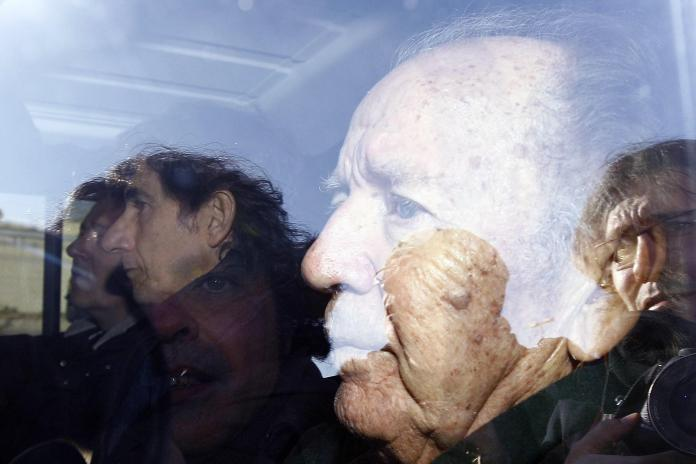 At the age of 83, Nunez spent time behind bars after being convicted of bribery