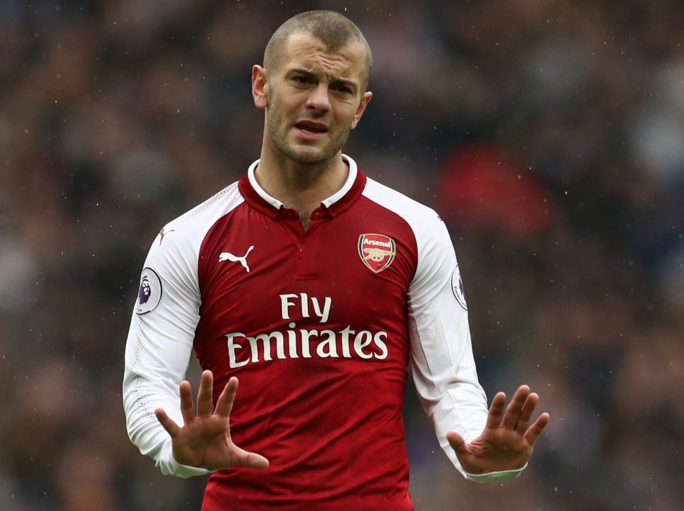 Injuries have prevented Wilshere from being able to fulfil his potential