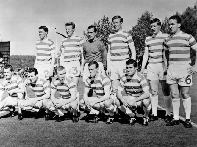 Celtic's Lisbon Lions defeated Inter Milan in the 1967 European Cup final – the club's only European triumph. All 11 of the starting line-up came from within 30 miles of Glasgow.