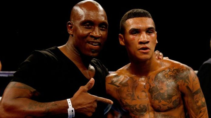 Look: Boxer Conor Benn reveals crazy allergic reaction he had right before KO victory - 15 months later