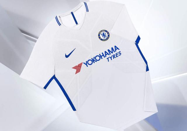 Chelsea's possible 2019/20 away kit looks classy