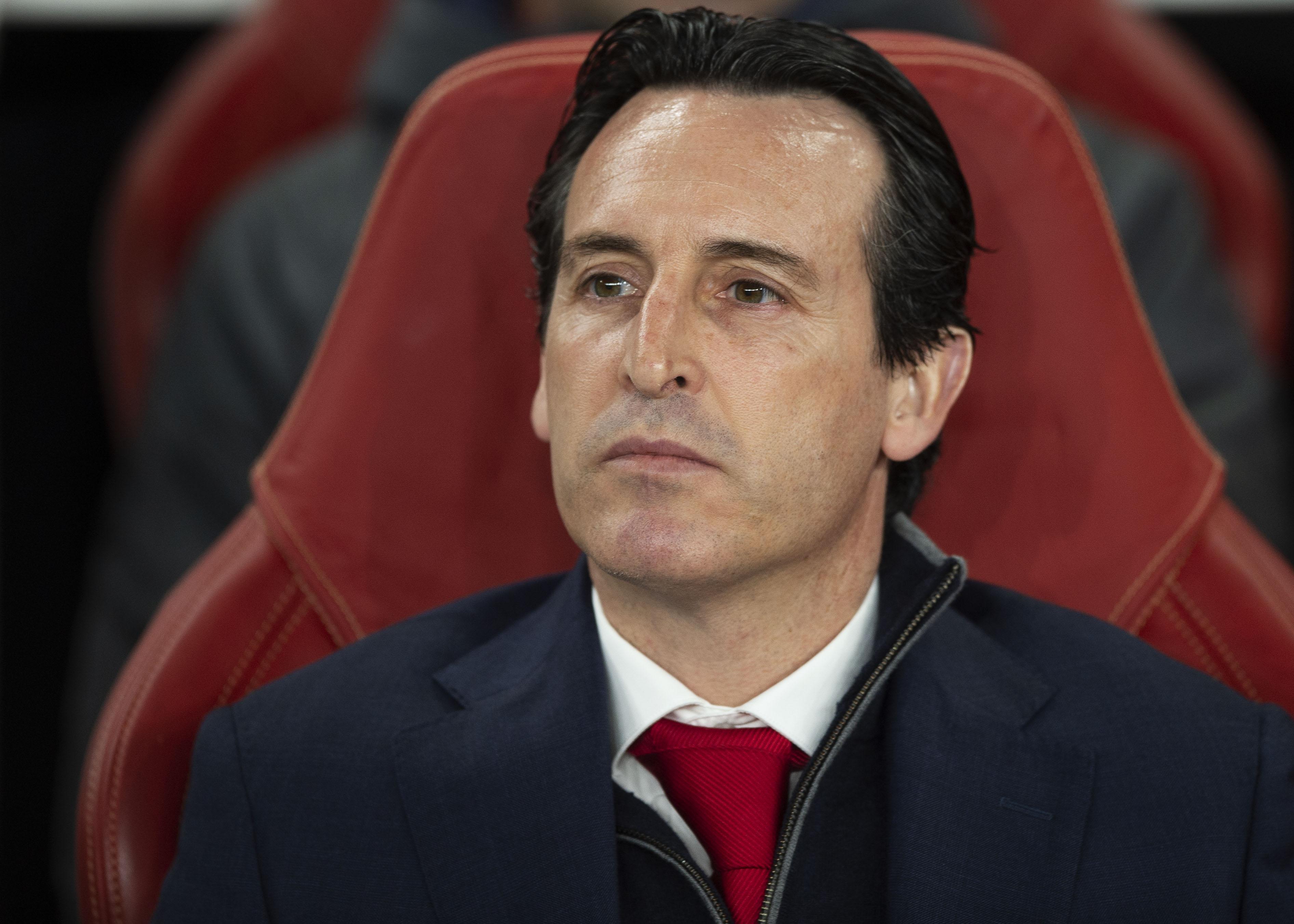 Arsenal boss Unai Emery is a big fan of the Europa League