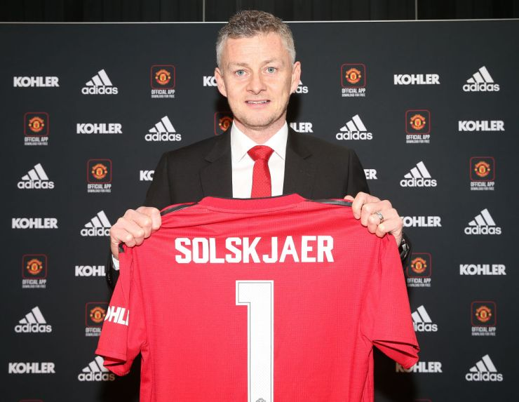 Image result for ole gunnar solskjaer  GIGGS REVEALS THE ONLY THING MANCHESTER UNITED NOW NEED TO ENTER THE TOP FOUR GettyImages 1138873031