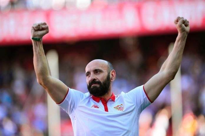 Monchi worked behind the scenes of Seville for 17 years before leaving for Rome