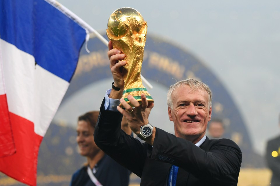 Deschamps has already brought glory to France
