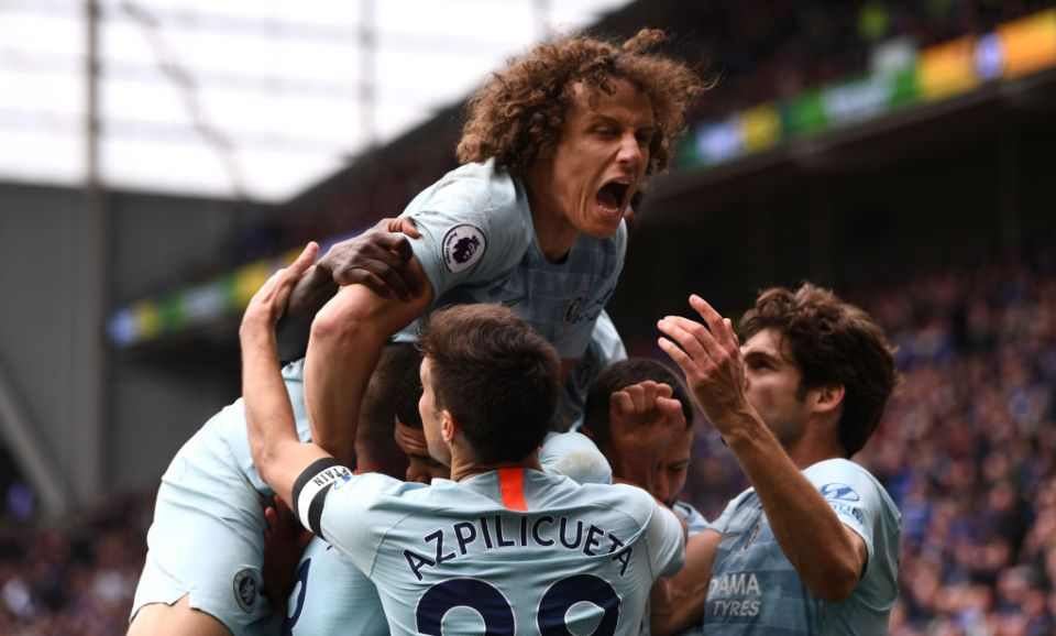 Chelsea has not always looked resolutely about Maurizio Sarri, although they are currently fourth. However, they played more than Spurs and Arsenal