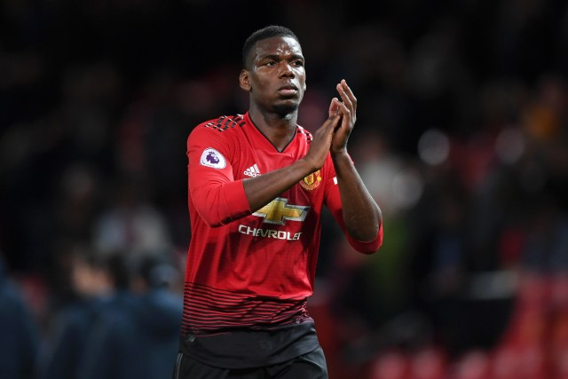 Paul Pogba has come under fire for his recent performances