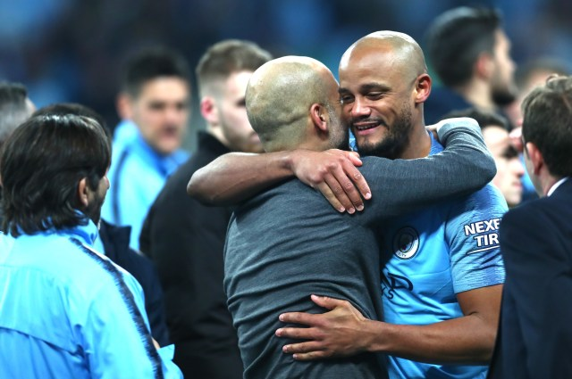 Kompany is eager to continue playing at the highest level for City