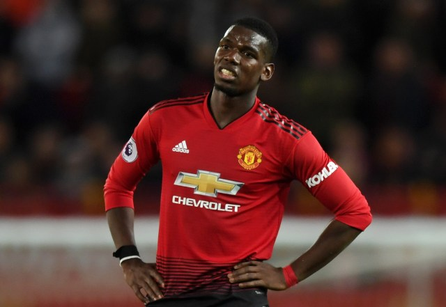 Pogba is seen by some as a disruptive influence at Man United
