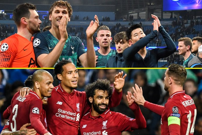 In recent weeks we have been treated with an exceptional kick with Liverpool and Tottenham who reached the Champions League final