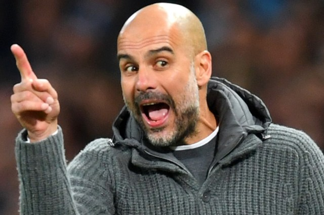 Guardiola is set for another busy summer of transfer business