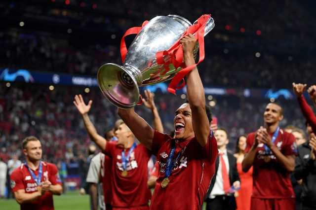 Tottenham 0-2 Liverpool: Trent Alexander-Arnold becomes first player aged  under 21 to start consecutive Champions League finals