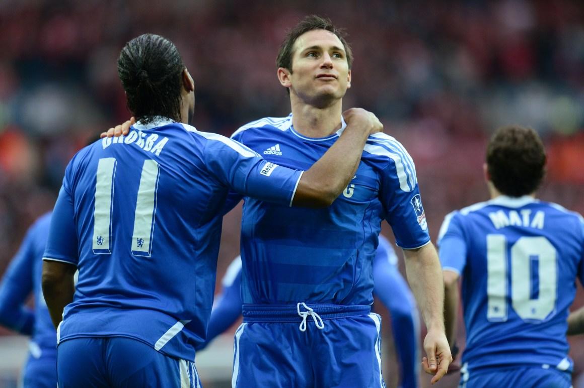 Kết quả hình ảnh cho Frank Lampard