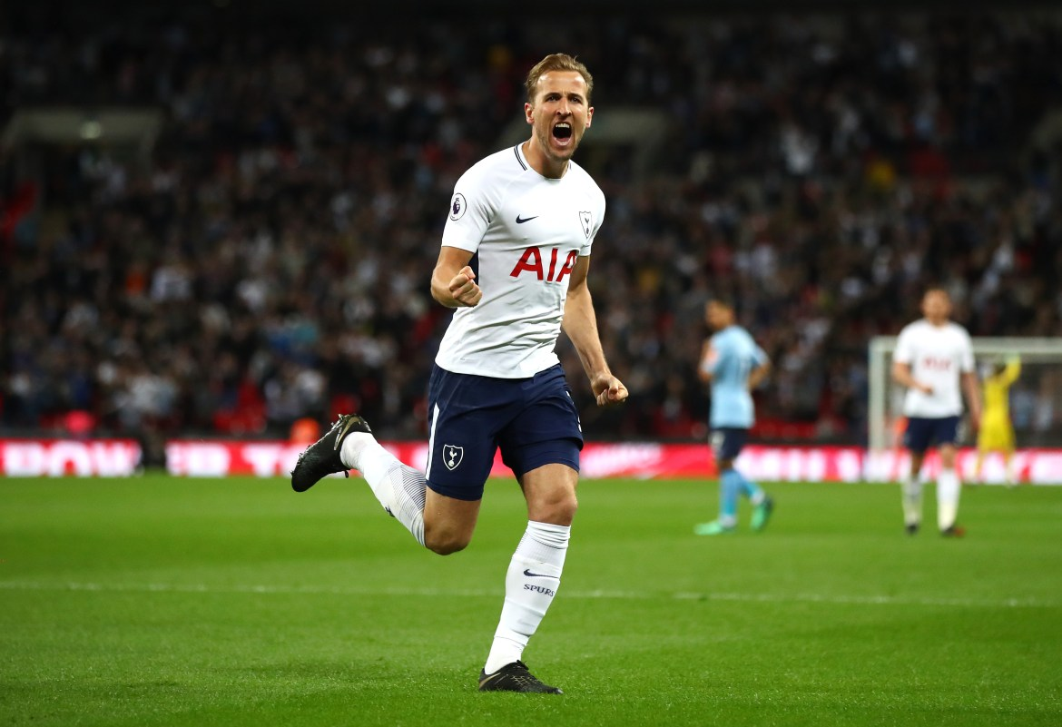 England captain Kane is one of the prolific strikers in world football
