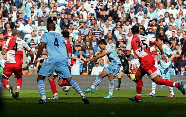 Agueros goal against QPR is one of the iconic Premier League moments