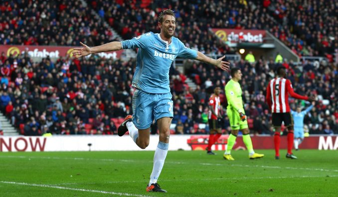 Image result for Former England striker Peter Crouch announces retirement