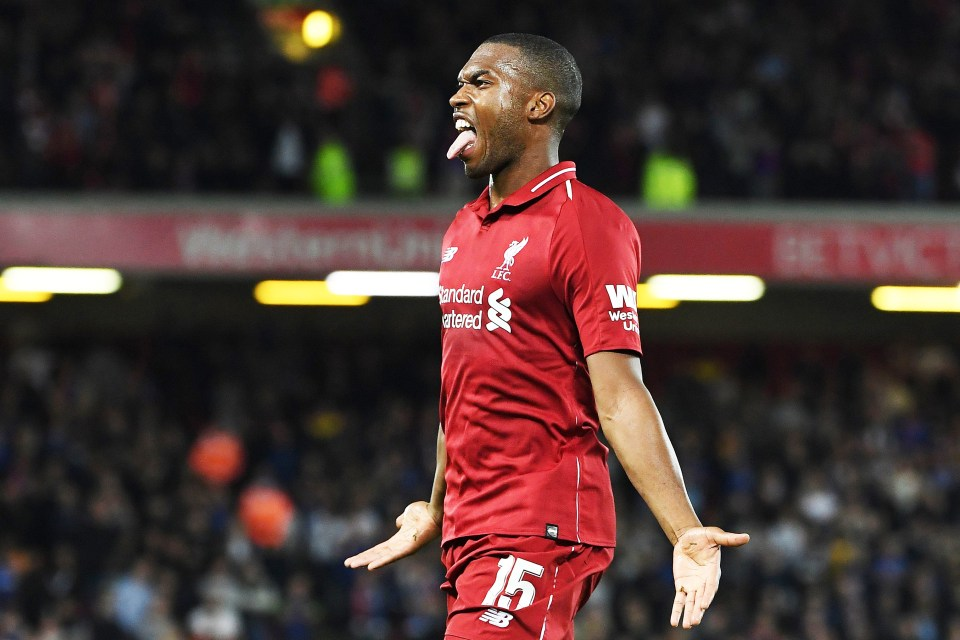 Sturridge has been suspended and fined