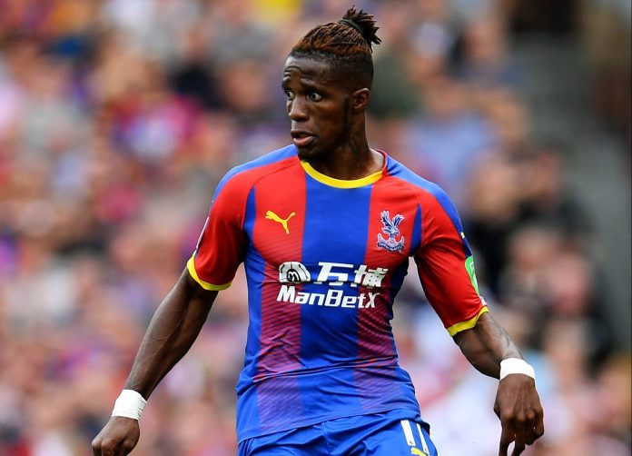 Wilfried Zaha and Crystal Palace host Everton today