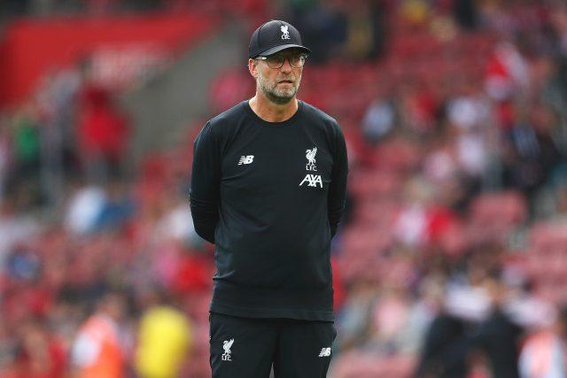 Jurgen Klopp's Liverpool take on Chelsea this weekend