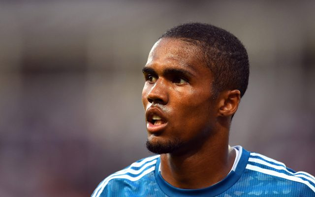 Douglas Costa joined Juventus initially on loan in 2017