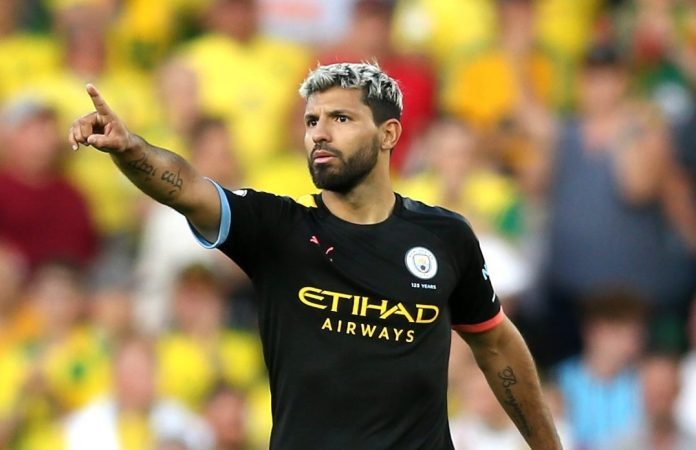 Sergio Aguero is an obvious choice for best player of the last decade for Man City