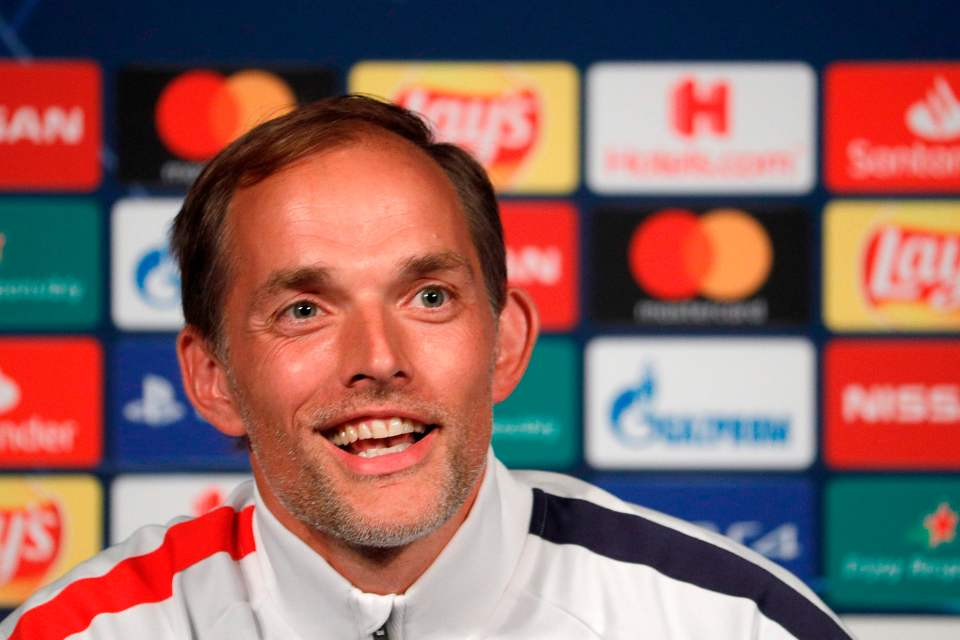 Tuchel has won six trophies in two and a half years at PSG