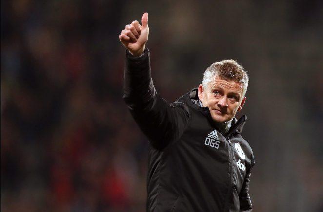 Ole Gunnar Solskjaer's Man United take on FC Copenhagen in the Europa League quarter-finals
