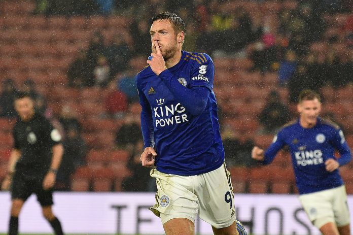 Jamie Vardy and Leicester will be confident to beat Arsenal
